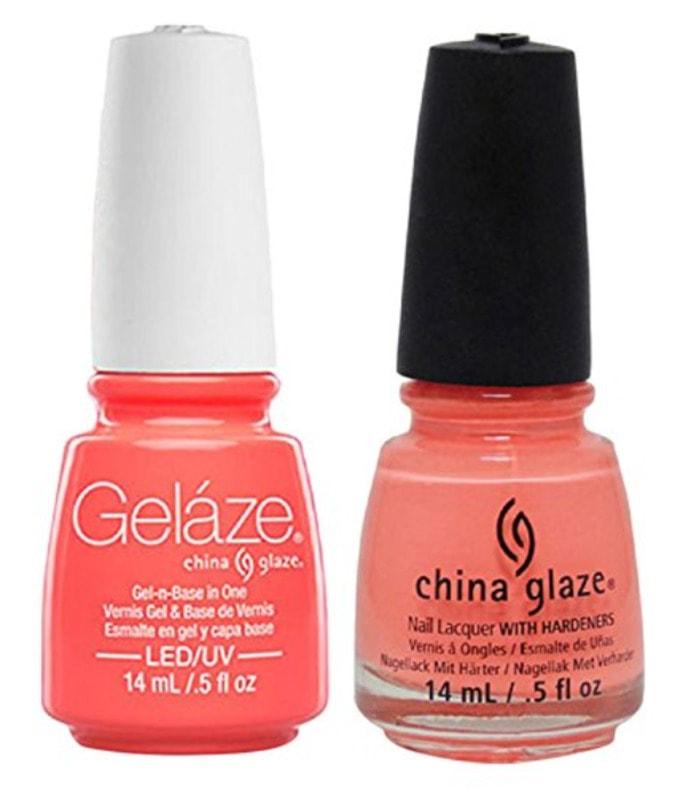 Best Gel Nail Polish - China Glaze Gelaze