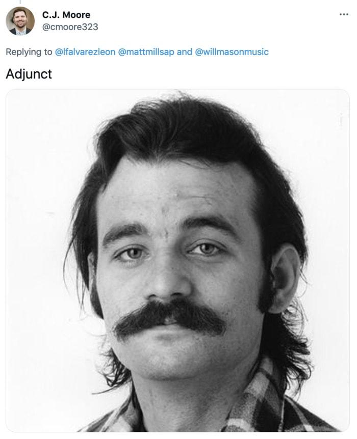 Bill Murray Photo Cannes - Adjunct Professor