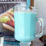 Coconut Rum Cocktails - Blue Milk Bantha Drink