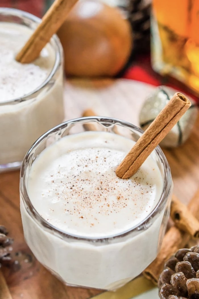 Coconut Rum Cocktails - Coquito