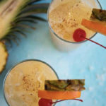 Coconut Rum Cocktails - Painkiller