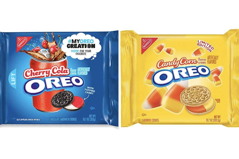 Oreo Flavors