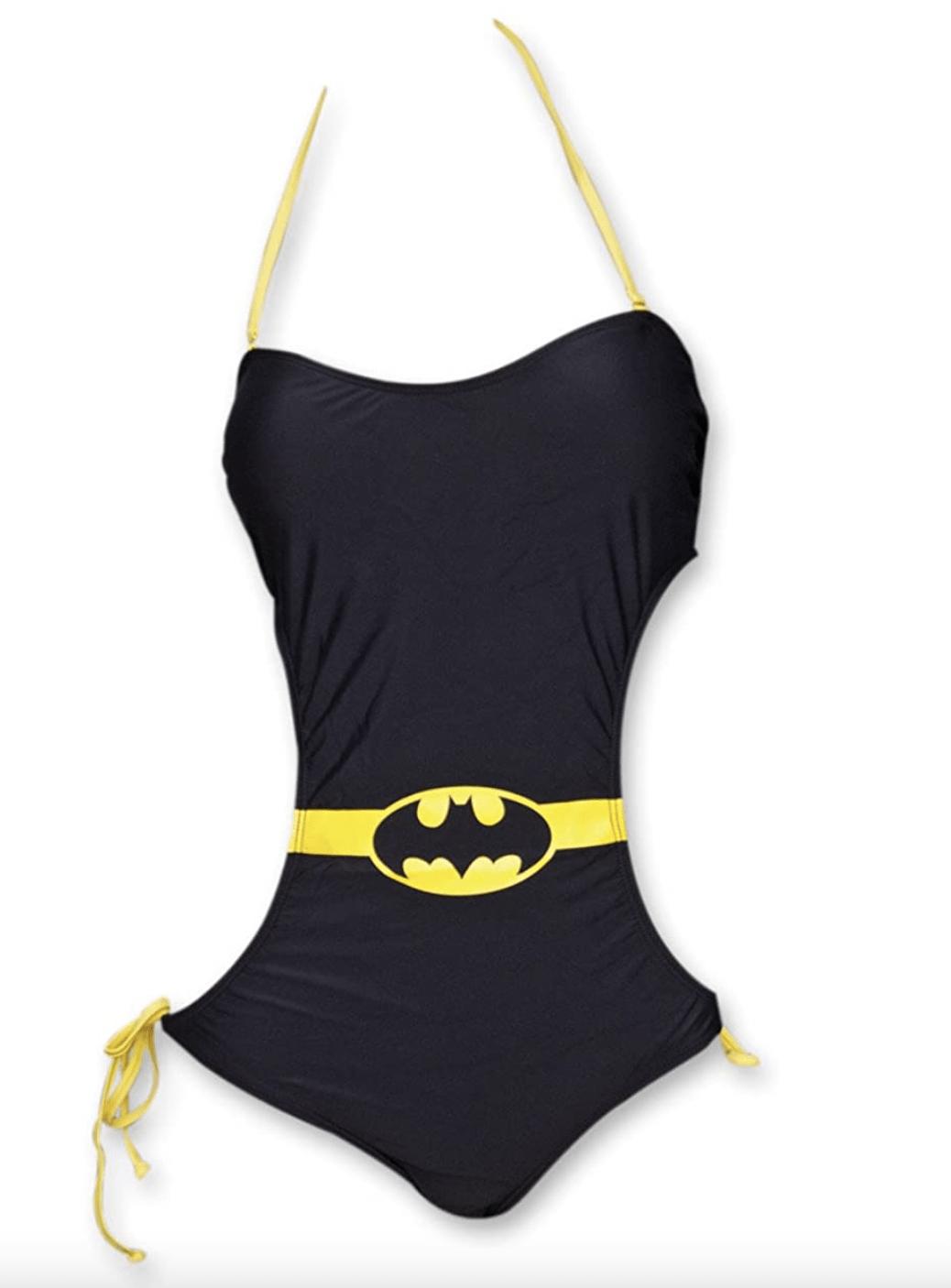 Nerdy Swimsuits - Batman