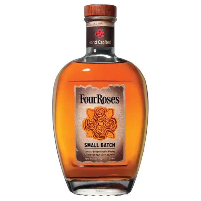 What is the Difference Between Bourbon and Whiskey - Four Roses Small Batch