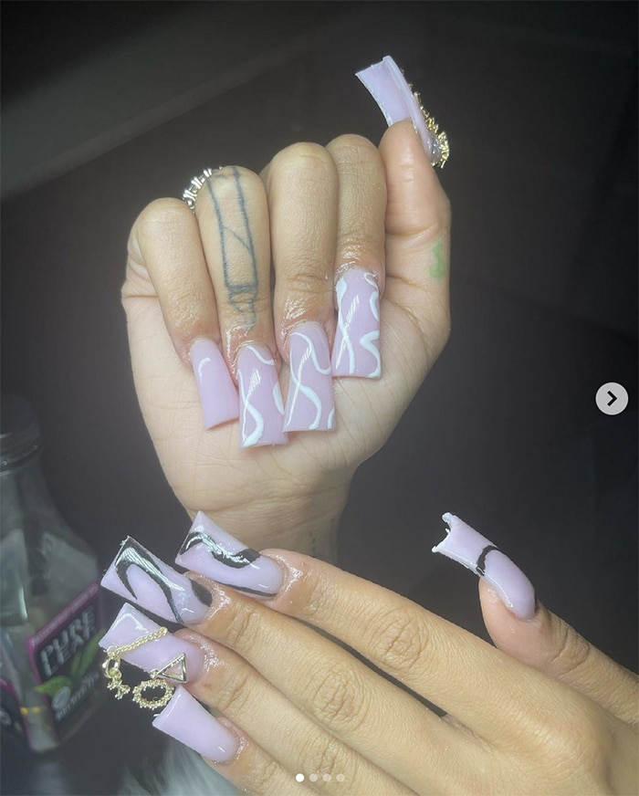 Duck Nails - Abstract
