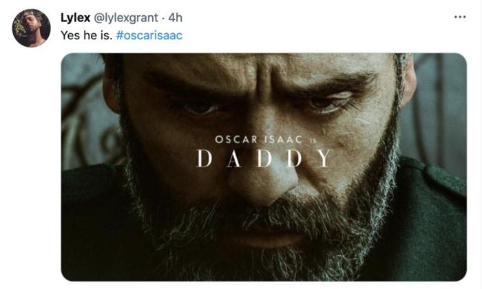 Dune Poster Tweets - Oscar Isaac Daddy