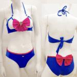 Nerdy Swimsuits - Sailor Moon