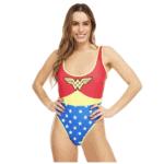 Nerdy Swimsuits - Wonder Woman