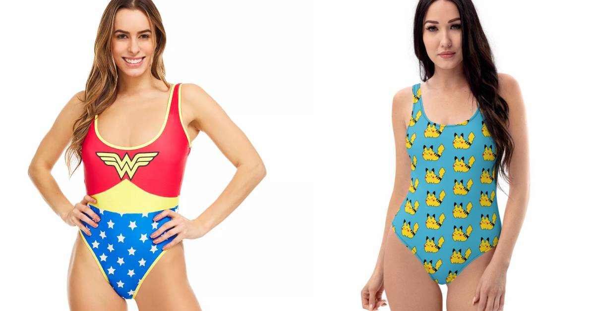 Nerdy Swimsuits