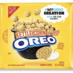 Oreo Flavors - Kettle Corn Oreos