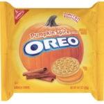 Oreo Flavors - Pumpkin Spice Oreos