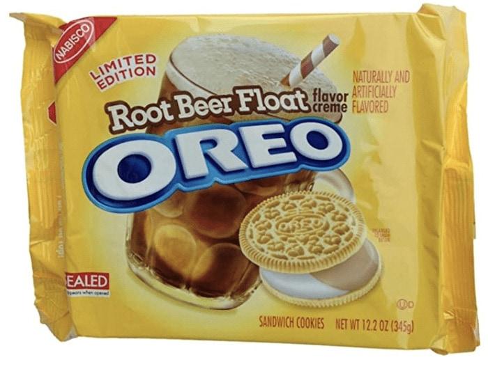 Oreo Flavors - Root Beer Float