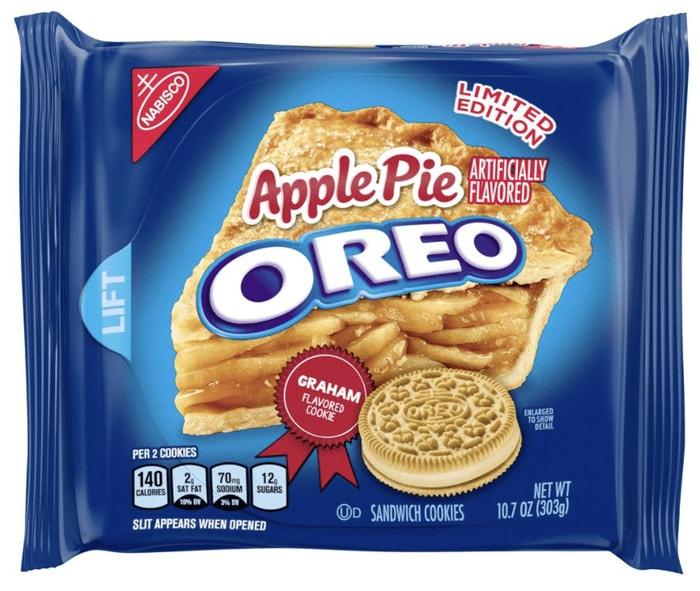 Oreo Flavors - Apple Pie Oreos