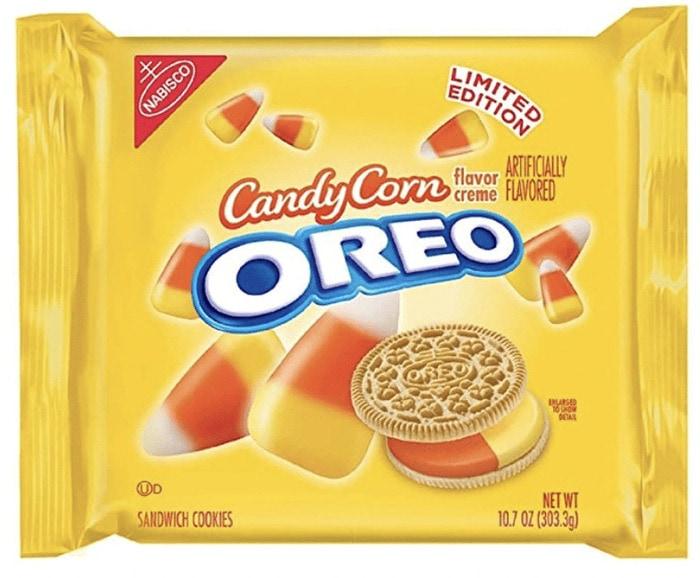 Oreo Flavors - Candy Corn Oreo