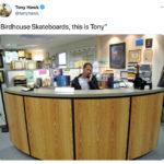 Tony Hawk - Birdhouse Skateboarding