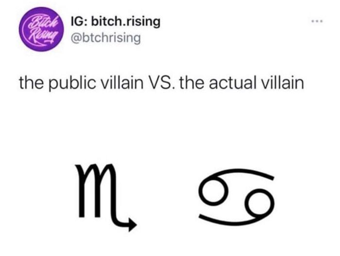 Zodiac Memes - scorpio