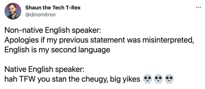 Cheugy Tweets - stan the cheugy