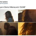 Dune Tweets - Zendaya