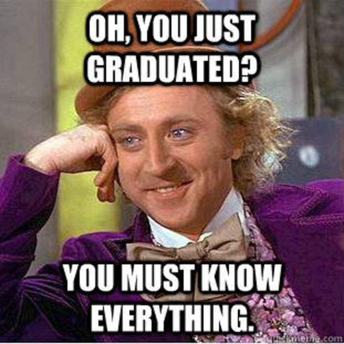 Funny Memes - Condescending Willy Wonka