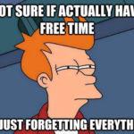Funny Memes - Futurama Squinting Fry