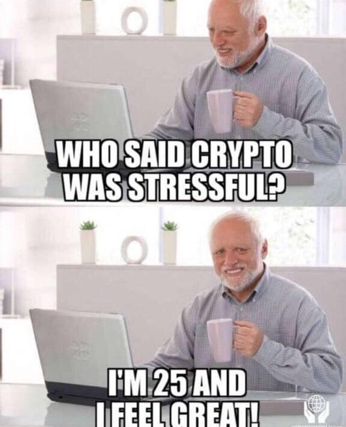 Funny Memes - Hide The Pain Harold
