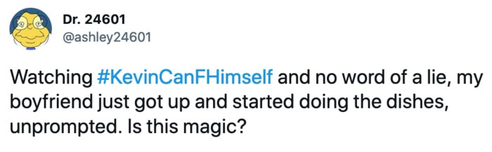 Kevin Can F Himself Tweets - magic tweet