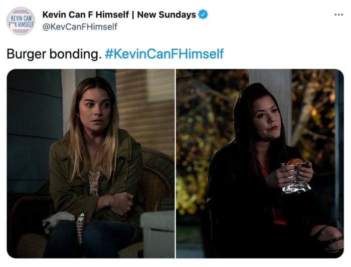Kevin Can F Himself Tweets - burger bonding