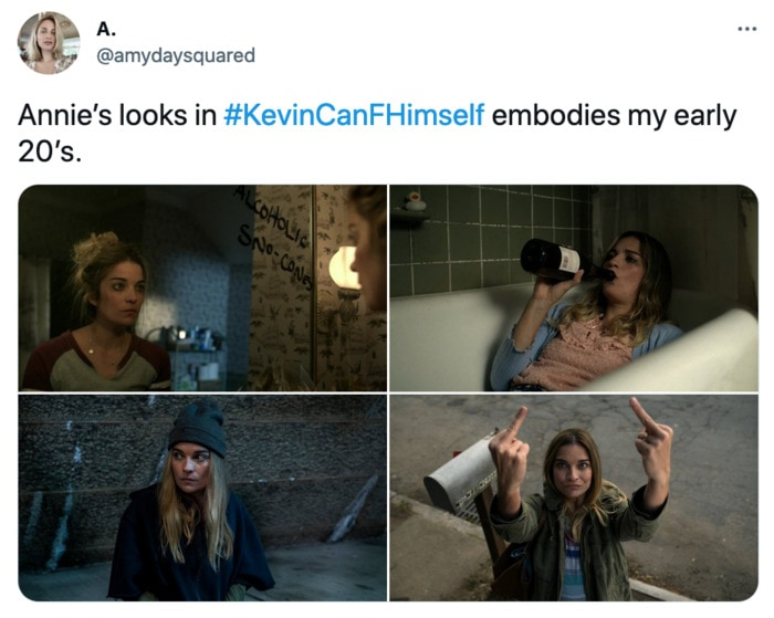 Kevin Can F Himself Tweets - early 20's