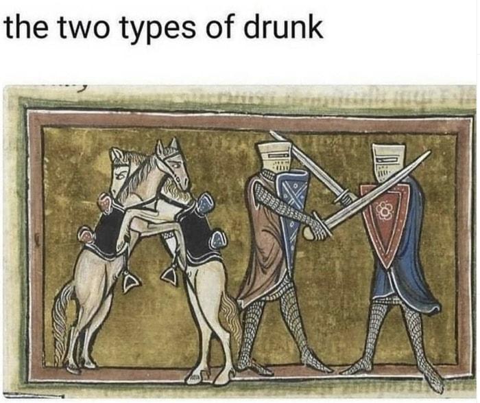 Art Memes - drunk