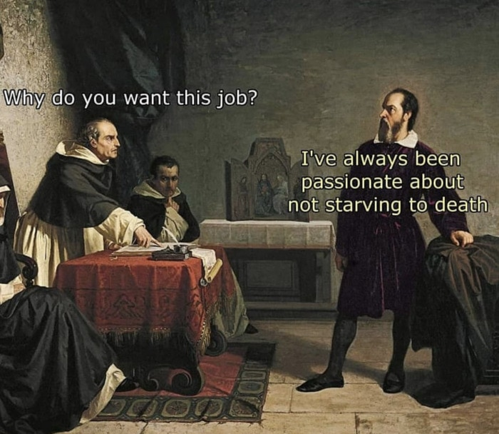Art Memes - Galileo