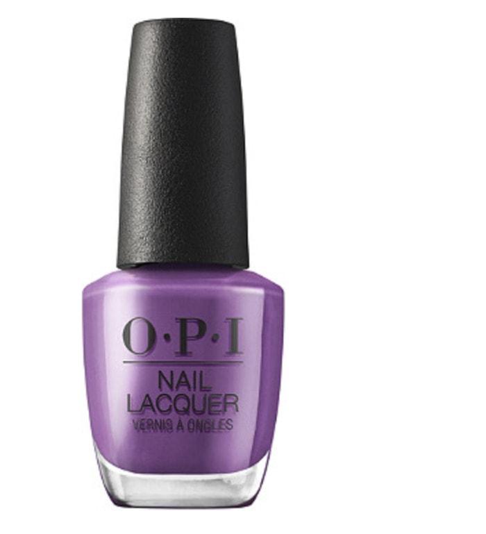 Fall Nail Colors - OPI Violet Visionary
