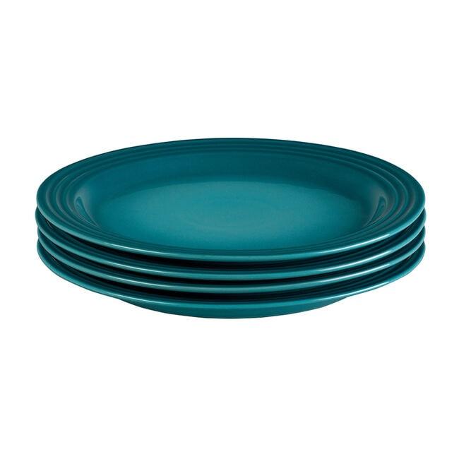 Le Creuset Sale - plates set of 4