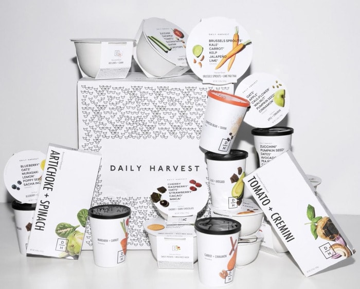 Millennial Instagram Products - Daily Harvest