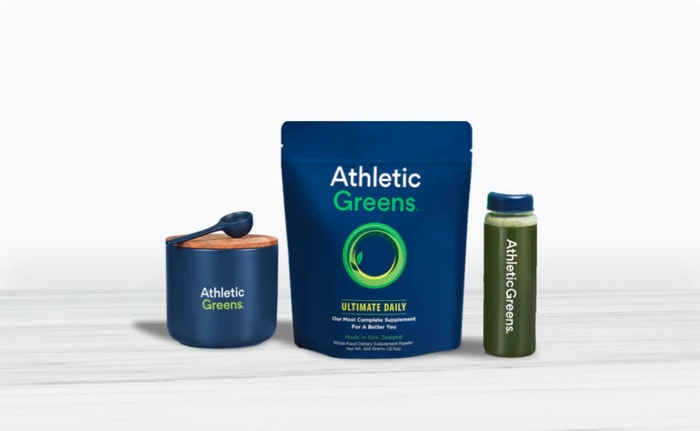 Millennial Instagram Products - Athletic Greens