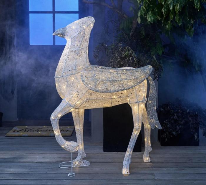 Pottery Barn Halloween - Hippogriff