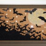 Pottery Barn Halloween - Bat Doormat