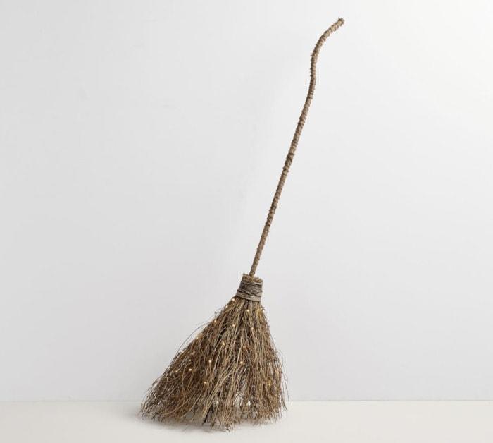 Pottery Barn Halloween - Broom