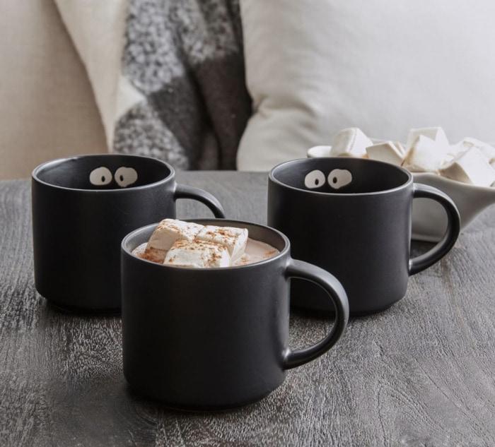 Pottery Barn Halloween - Boo Mug