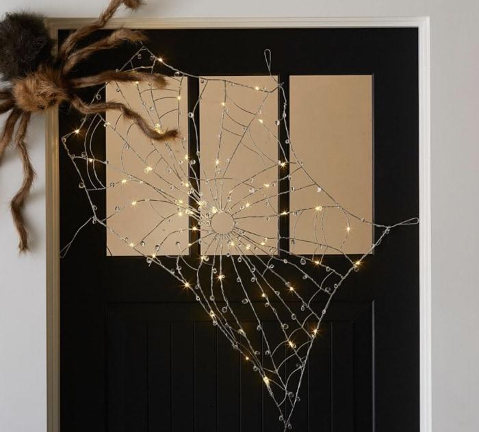 Pottery Barn Halloween - Spider Web