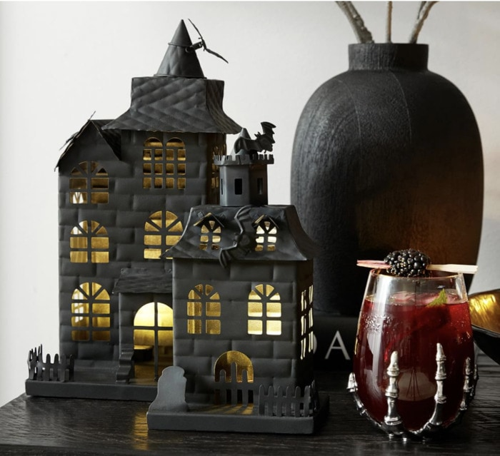 Pottery Barn Halloween - Haunted House