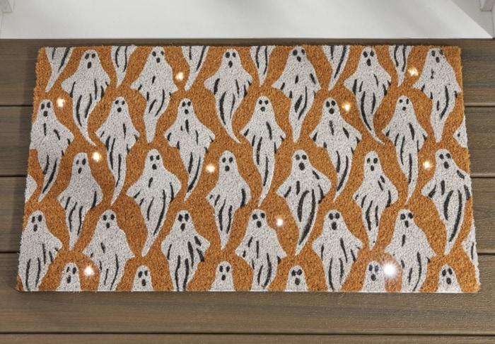 Pottery Barn Halloween - Ghost Doormat