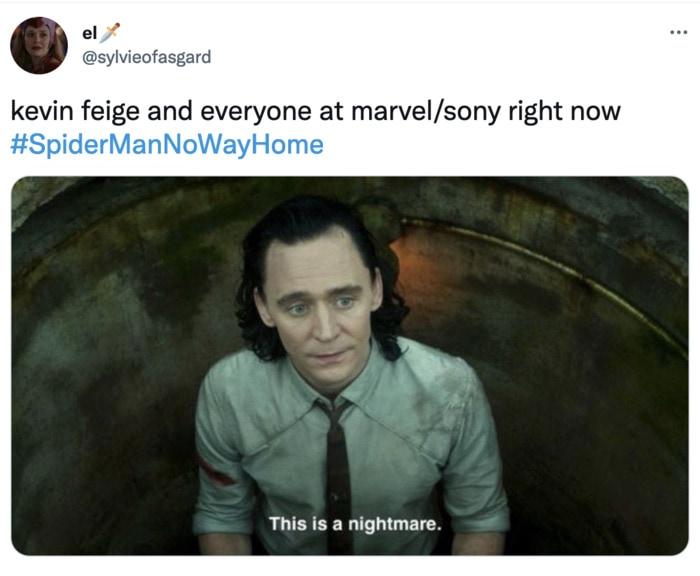 Spider-Man No Way Home Trailer Leak Memes - Loki