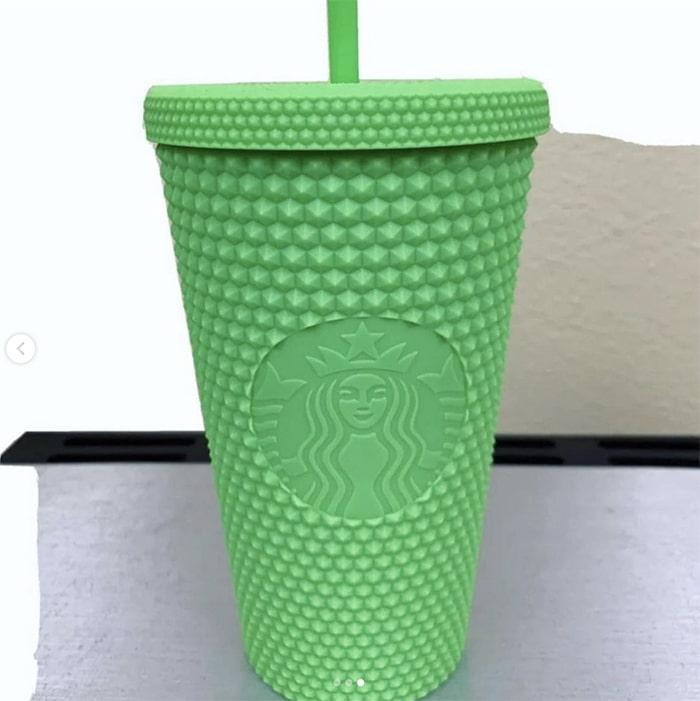 Starbucks Fall Cups 2021 - Neon Green Tumbler