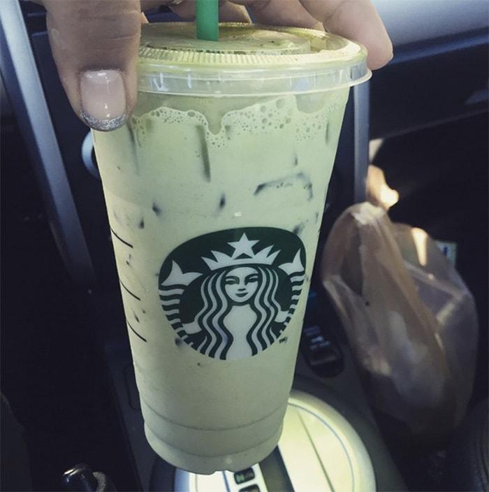 Starbucks Fall Drinks - Cha Cha Latte