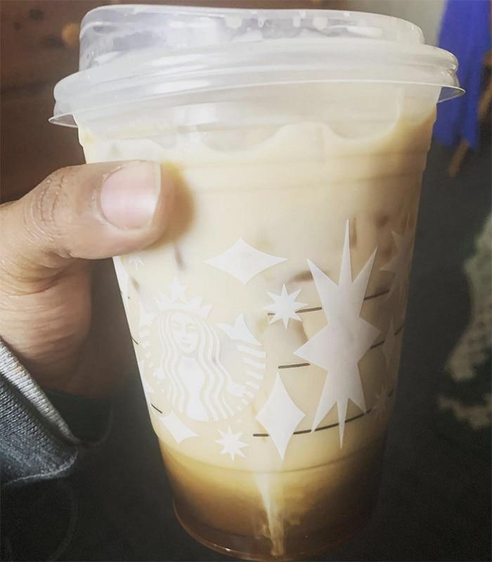 Starbucks Fall Drinks - Snickerdoodle