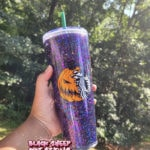 Starbucks Halloween Cups - Skeleton Jack o Lantern