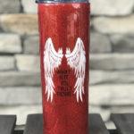 Starbucks Halloween Cups - Lucifer