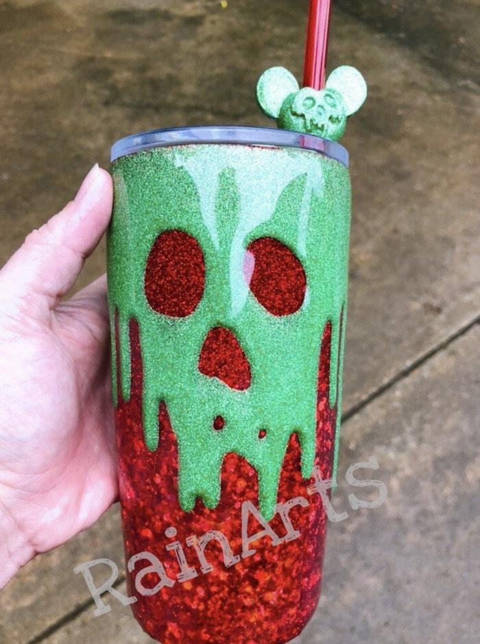 Starbucks Halloween Cups - Snow White Poison Apple