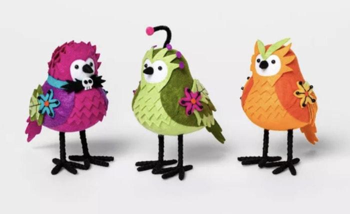 Target Halloween Hyde and Eek 2021 - Ghoulish Birds