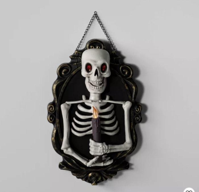 Target Halloween Hyde and Eek 2021 - Talking Skeleton